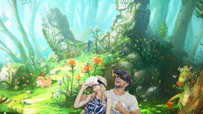 Why do We Like an Idea of Living in Virtual Realm