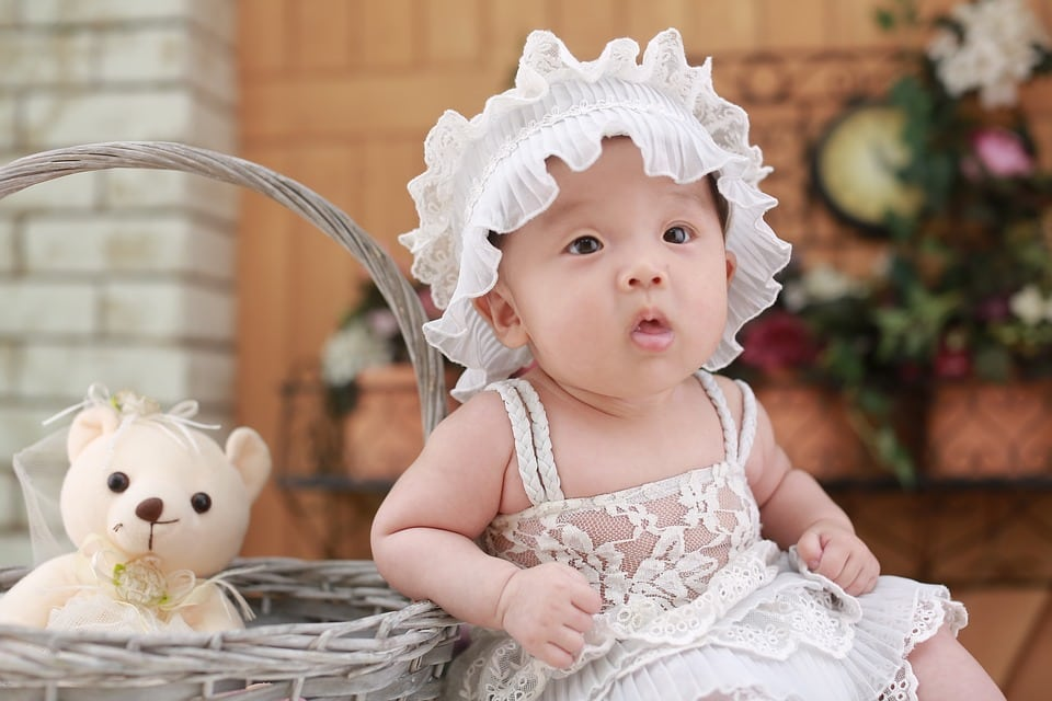 Make Baby Photography Thane A Tad More Interesting