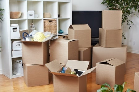 Find Out the Advantages of Using Moving Boxes