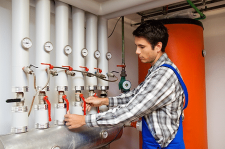 How Would you do the Boiler Installation
