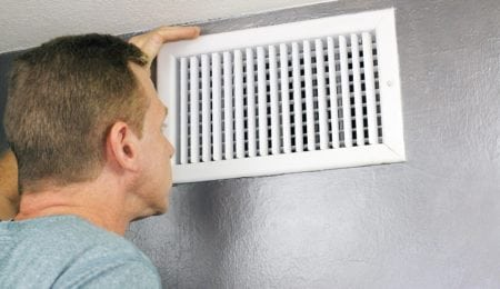 What are the benefits of ducted heating system?