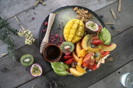 Healthy snacks for fruit lovers