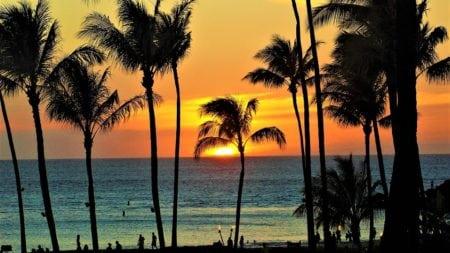 Black Sand Beach, Maui Island, Hawaii, USA