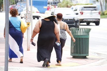 The Difference Between Overweight & Obese