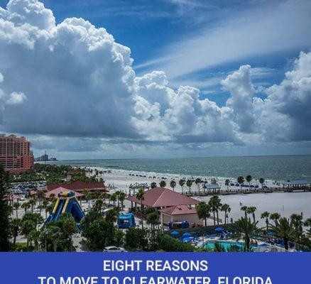 Eight Reasons To Move To Clearwater, Florida