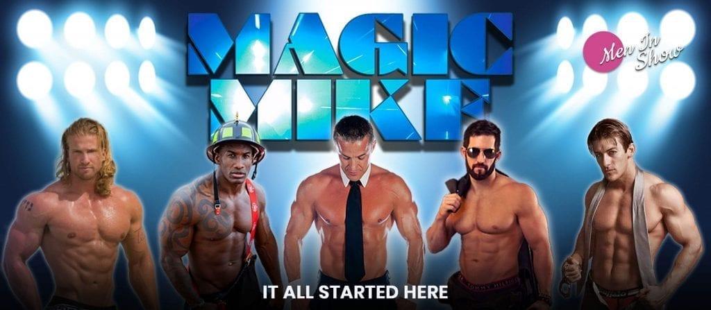 Magic Mike Nights Show - Tampa