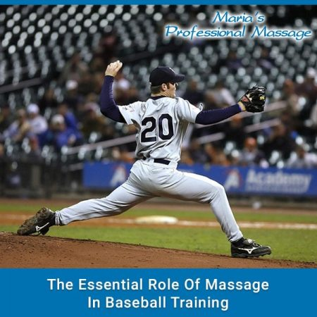 The Essential Role of Massage in Baseball Training