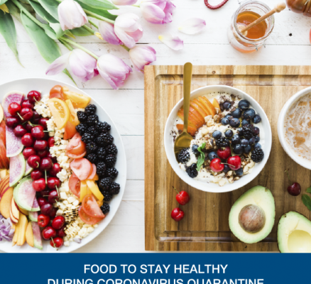 Food To Stay Healthy During Coronavirus Quarantine