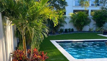 Why You Should Install Artificial Grass Around Your Pool
